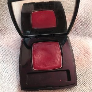 Gently used Chanel lip blush: Lucifer Kissed
